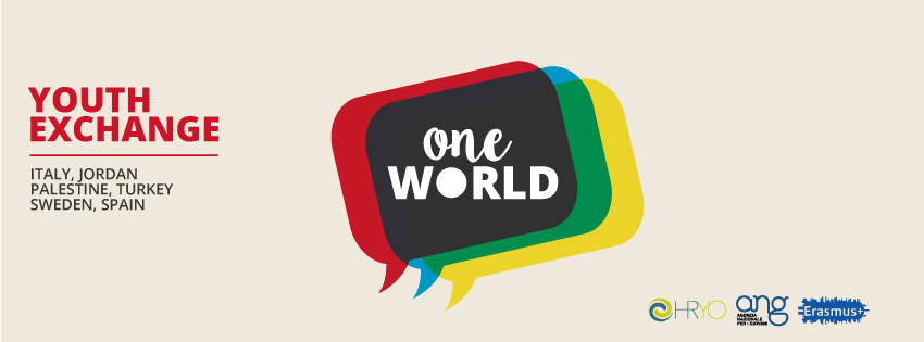 One World - A great experience - HRYO - Human Rights Youth Organization