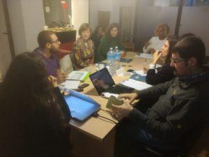 PANDORA Kick-Off Meeting
