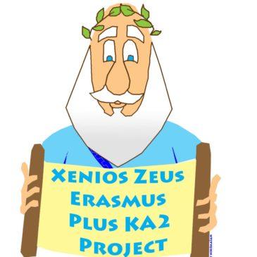 Diamo il via al Progetto Xenios Zeus