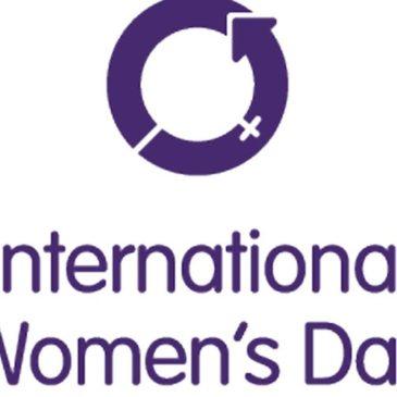 International Women's Day. Press for progress