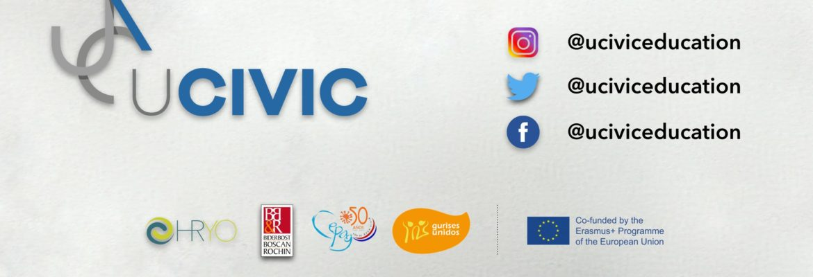 uCivic. Using new technologies for civic education