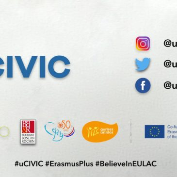 """Progetto """"U-Civic"""": innovazione nell'educazione civica per i giovani di Europa e America Latina"""