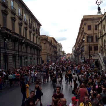 (Italiano) Evs HRYO at Palermo Pride 2017
