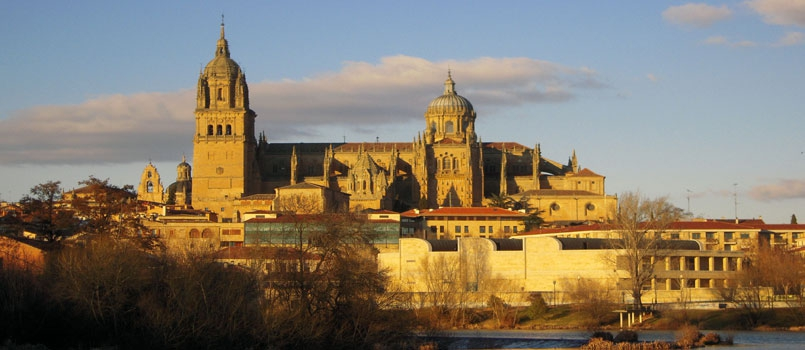 "TC (Training Course) a Salamanca (Spagna) dal 23 al 29 Ottobre per il progetto ""MIGRATION AND REFUGEE: EUROPE'S OPPORTUNITY TO BUILD INTERCULTURALISM""."
