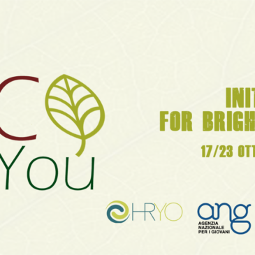 "(Italiano) ""EcoYou – Initiatives for bright future"""