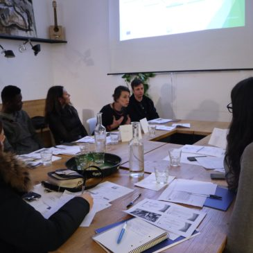 (English) REST – Refugee Employment Support and Training