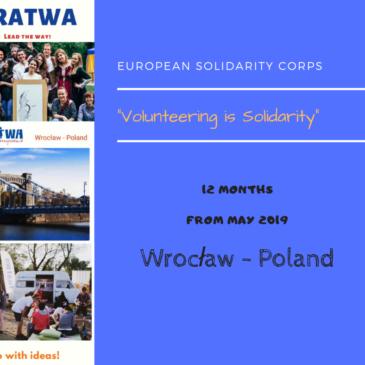 Ti va di andare in Polonia grazie al programma Erasmus plus?