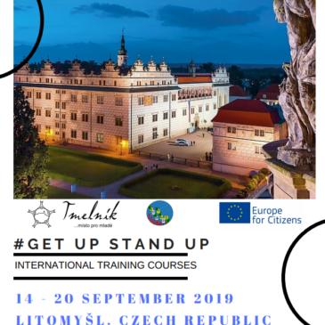 Vuoi andare in Repubblica Ceca per un training sulla libertà di espressione?