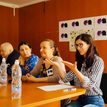 Federica, flyed to Bucharest through IRETI project, shares her two-month experience