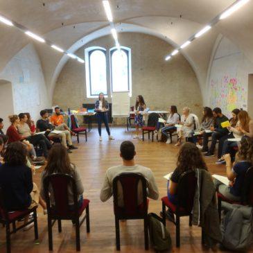 """(Italiano) Simone racconta il secondo training di """"Get Up Stand Up"""" in Repubblica Ceca"""
